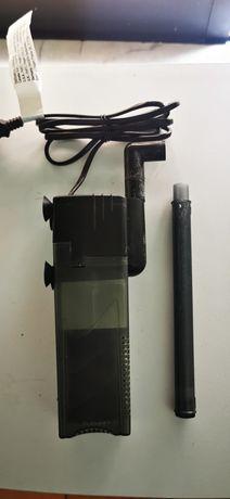 A MELHOR BOMBA PARÁ AQUÁRIO com filtro interno 400L /hora