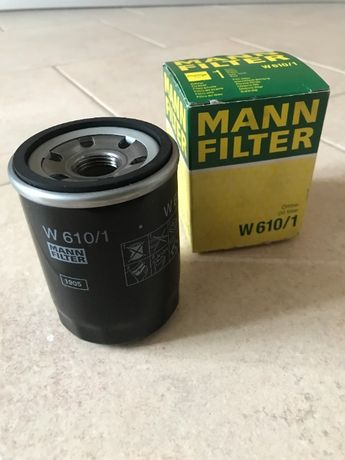 Фильтр масляный MANN W610/1, Германия