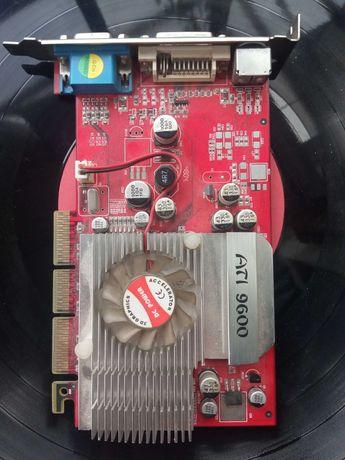 Видеокарта ATI 9600