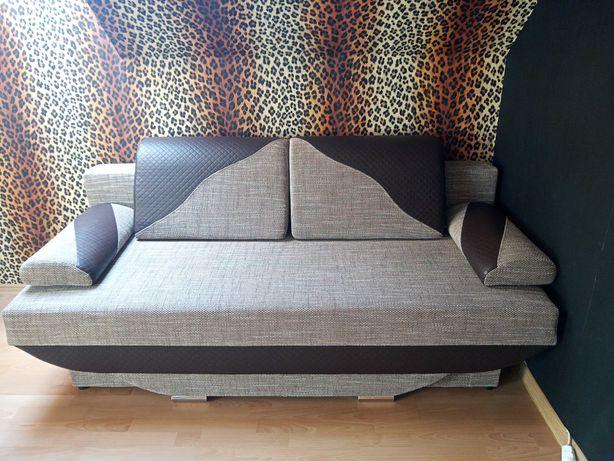 Dwa tapczany oraz sofa wersalka MOŻLIWOŚĆ ODDZIELNEGO ZAKUPU