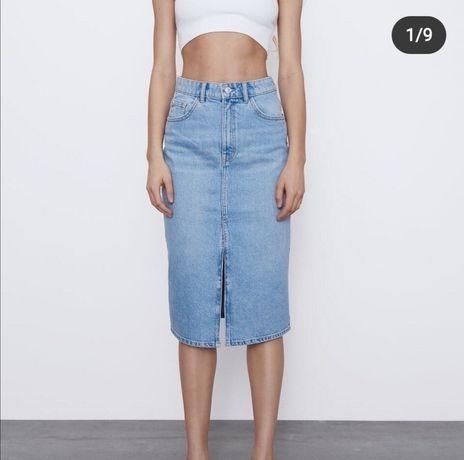 Продам юбку zara, размер 30