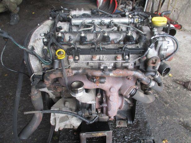 OPEL astra zafira 1.9 CDTI 150 KM Z19DTH silnik motor kompletny