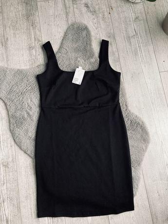 Sukienka czarna hm 38