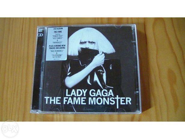 Cd lady gaga :the fame monster: 2 cds