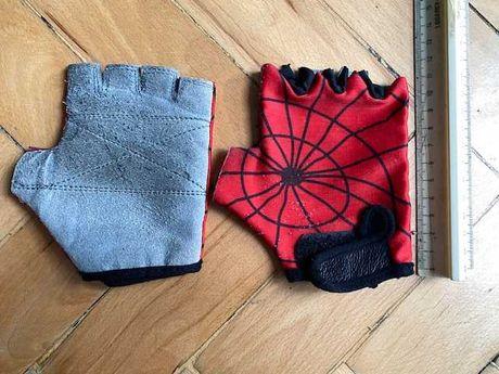 Rękawiczki rowerowe dziecięce