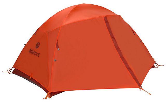 Палатка Marmot Catalyst 2P / 3P (полный вес 2,36 / 2,72 кг.)
