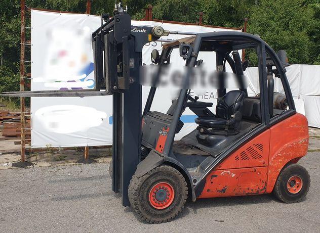 Wózek widłowy Linde H30T