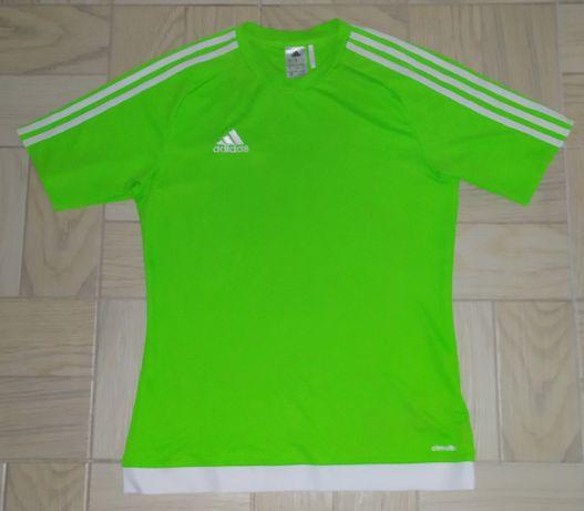 Koszulka Adidas r. S seledyna climalite