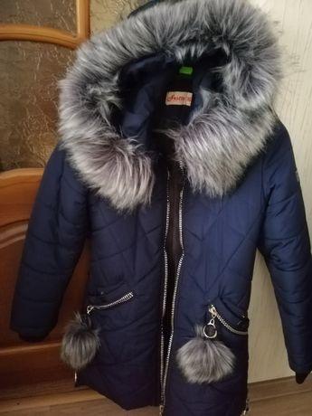 Куртка зимняя на холофайбере