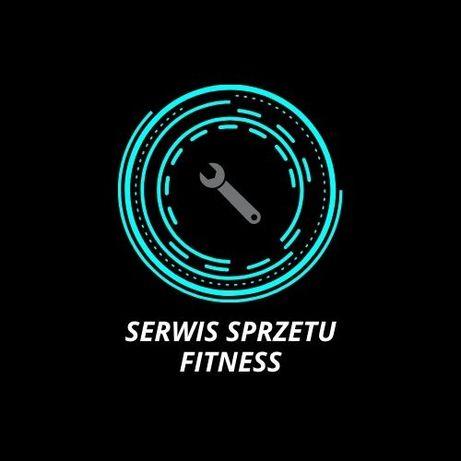 Serwis/ konserwacja/ naprawa sprzętu fitness bieżnia,rowerki,orbitrek