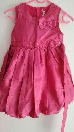 Sukienka bombka rozmiar 80