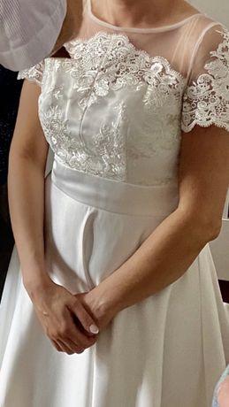 Sukienka nowa -wesele, chrzest, Komunia
