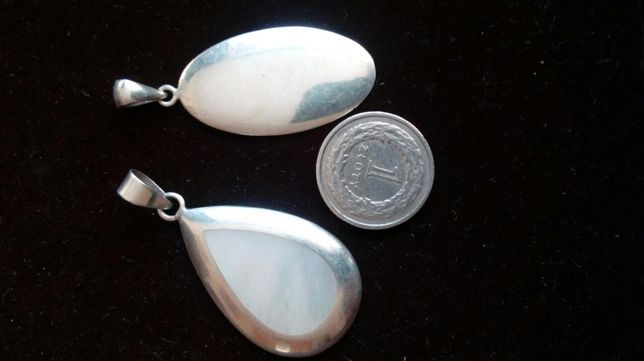 Wisiorek, zawieszka, srebro 925