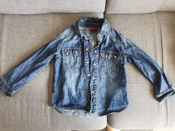 Koszula jeansowa Levis 4
