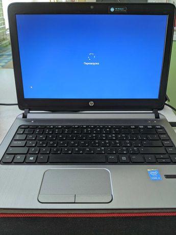 HP Probook 430 G2/i3-5010U/6Gb DDR3/120 SSD + 500 hdd