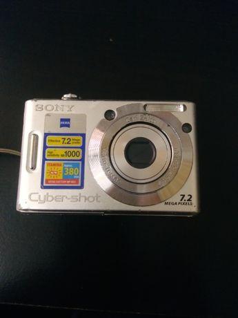 Máquina Fotográfica Cyber Shot