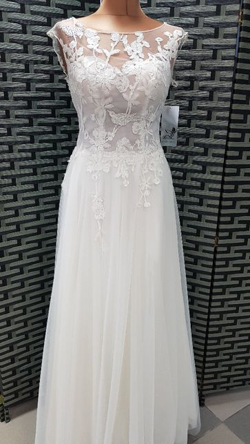 Suknia ślubna do -50% wyprzedaż NOWE