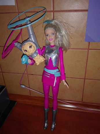 Barbie astronautka interaktywna