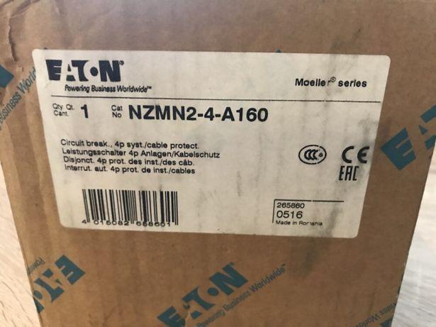 EATON Wyłącznik mocy 160A 4P 50kA NZMN2-4-A160