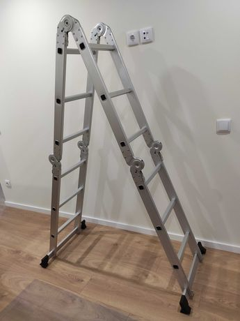 Escadas  alumínio NOVAS