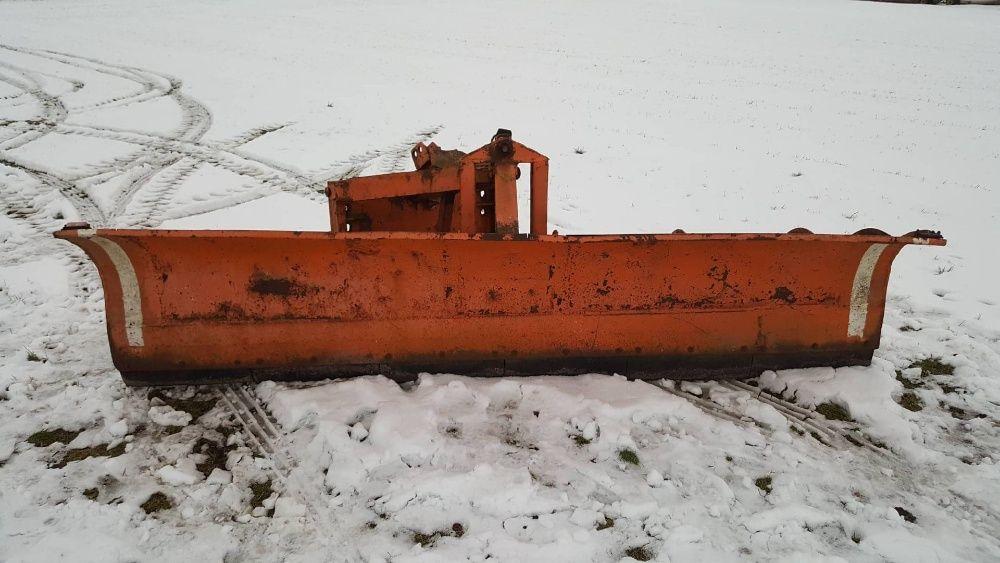 Sprzedam pług śnieżny Trzebcz Królewski - image 1