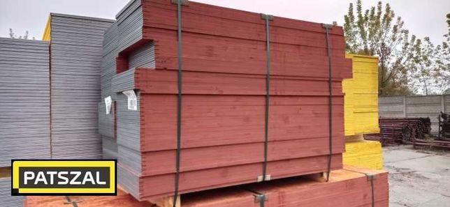 Sklejka szalunkowa nowa PFEIFER trójwarstwowa 200x50 21mm