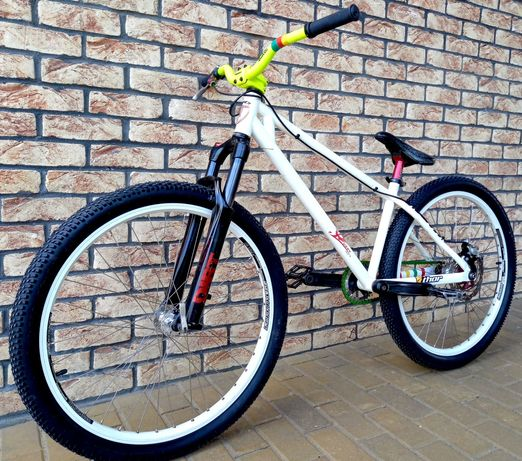 DUNCON PUSSY rower wyczynowy dirt street ns dartmoor