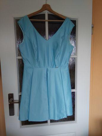Elegancka sukienka Simple,rozm.44