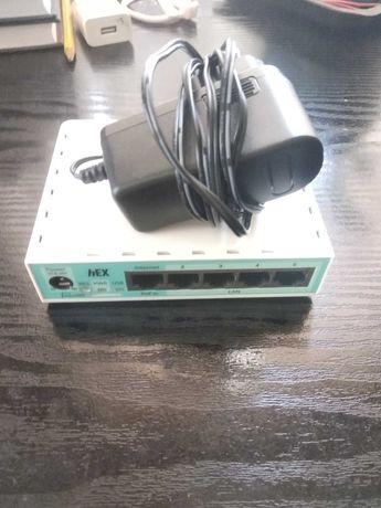 Роутер (маршрутизатор) Mikrotik RB750Gr3
