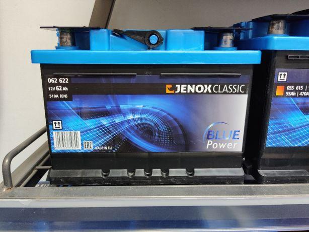 Akumulator Jenox Classic 62Ah 510A P+ Niski Dowóz Montaż Kraków