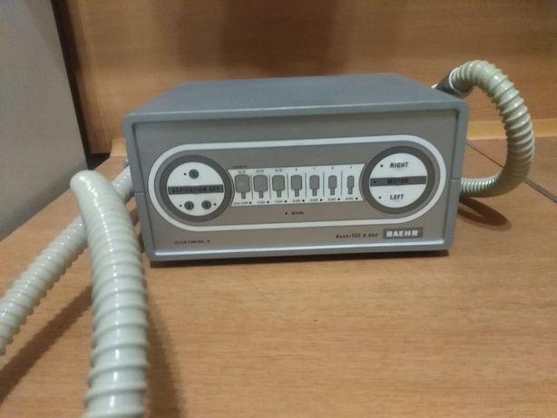 """Педикюрный аппарат с пылесосом. Производство """"Германия"""" BAEHR *"""