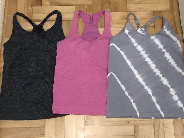 koszulki sportowe do ćwiczeń