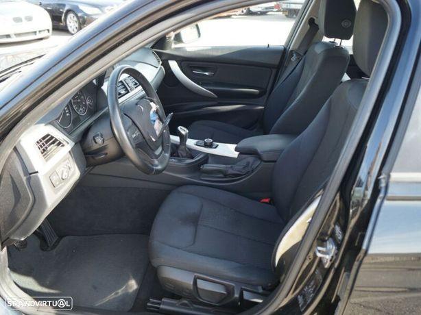 BMW F30 F31 318d 320d Interior bancos forras plásticos fole forro pele tubo