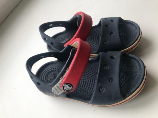 Детские сандали (босоножки ) Crocs оригинал