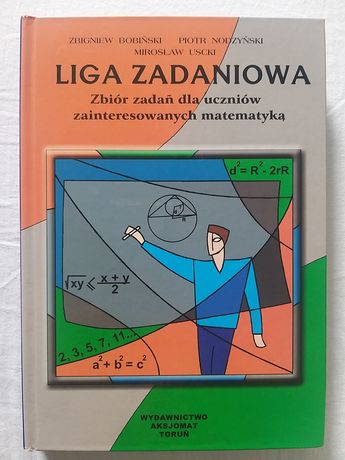 Liga zadaniowa matematyka