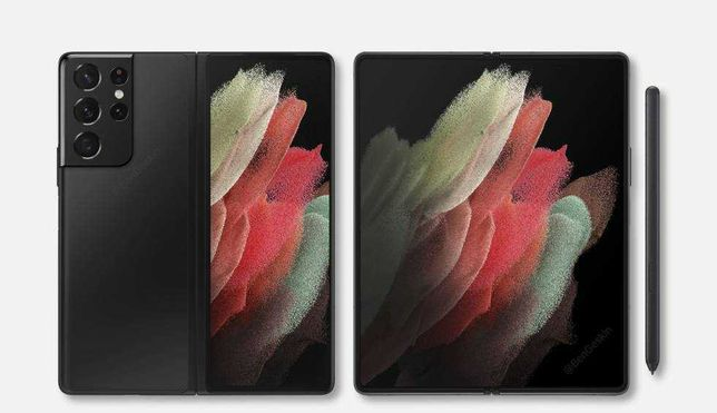 Samsung Galaxy Z Fold 3 - 256/12GB **Lançamento**
