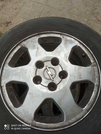 Sprzedam koła Opel Zafira A