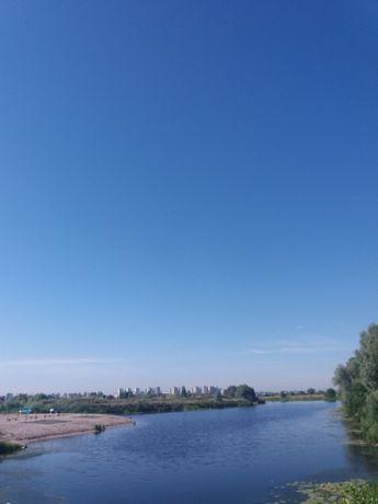 Продам 2 участка по 12 соток рядом с водоемом 7 км от Киева,с Погребы