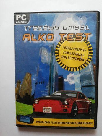 Gra PC CD Room Trzeźwy umysł alko test