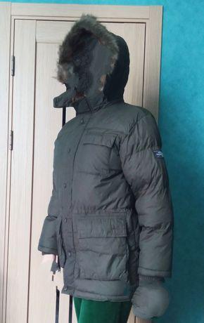 Подростковая зимняя куртка s.Oliver