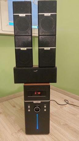 Głośniki 5.1 Genius 5100
