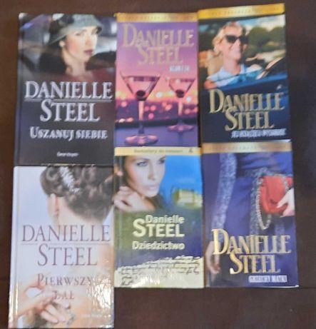 Sprzedam książki Danielle Steel