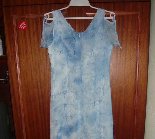 Długa suknia - idealna na wesele, sylwester i karnawał 36