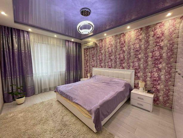 Просторная 2-х комнатная квартира в новом доме Ж/К Радужный /Таирово