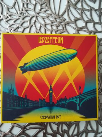 Led Zeppelin Celebration Day 2x cd+dvd