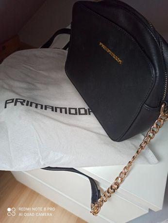 Czarna torebka Prima Moda