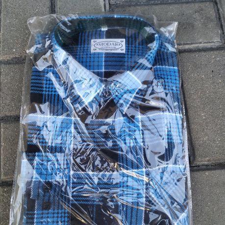koszula flanelowa robocza