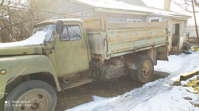 ГАЗ 53 дизельный