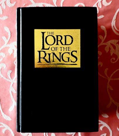 J R R Tolkien - Senhor dos Anéis - HarperCollins Film Edition HB 2002