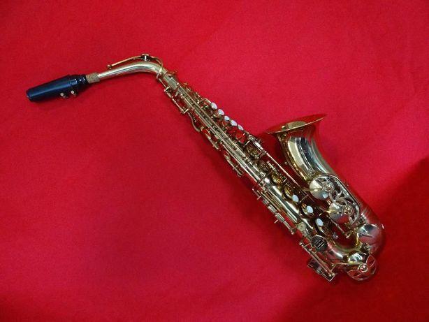 Saxofone Da Marca Jupiter com estojo